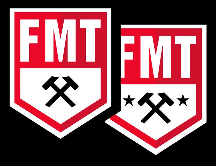 FMT Blades + FMT Advanced - March 10 11, 2018- Santa Barbara, CA