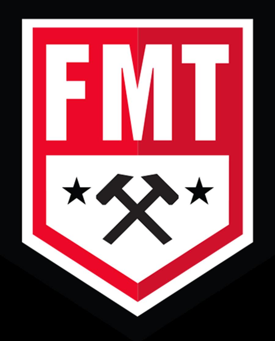 FMT Blades Advanced- December 10, 2017 -Columbus, OH