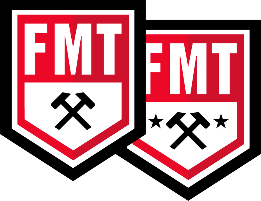 FMT Blades + FMT Advanced - May 14 15, 2018- Springfield, MO