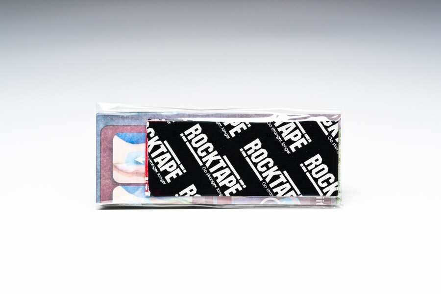 Power Sample Strips Black
