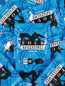 Four Seasons Regular Condoms (24 loose packed)