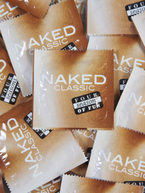 Four Seasons Naked Condoms (24 loose packed)