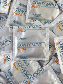 Ansell Nuda Condoms (24 loose packed)
