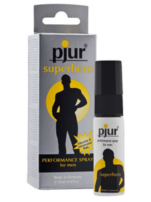 Pjur Superhero Performance Spray 20mL - Buy Lubricants Online