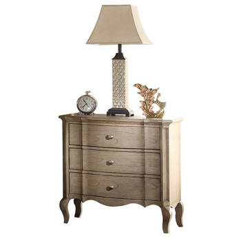 Chelmsford Antique Taupe Nightstand