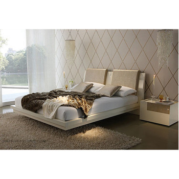 Diamond Beige Bed