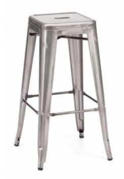 Modrest Detroit - Modern Steel Bar Stool