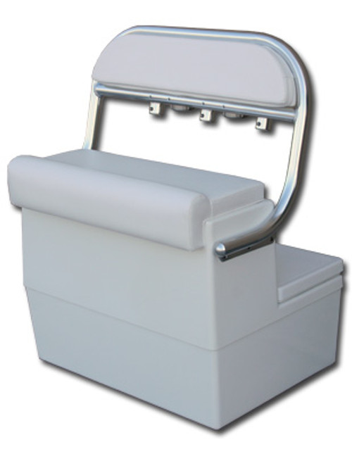 Tackle Cooler Leaning Post