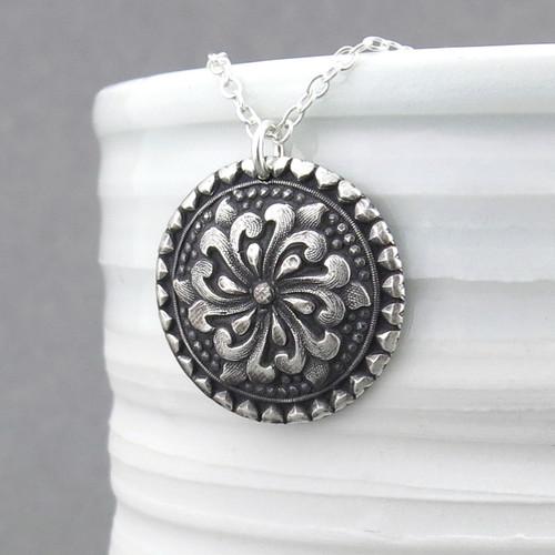 Tudor Rose Necklace