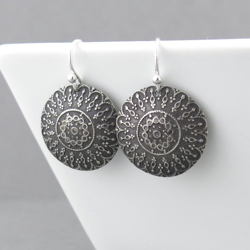 Antique Doily Earrings