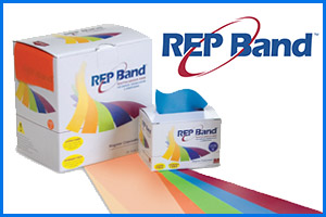 REP Band resistance bands and tubes