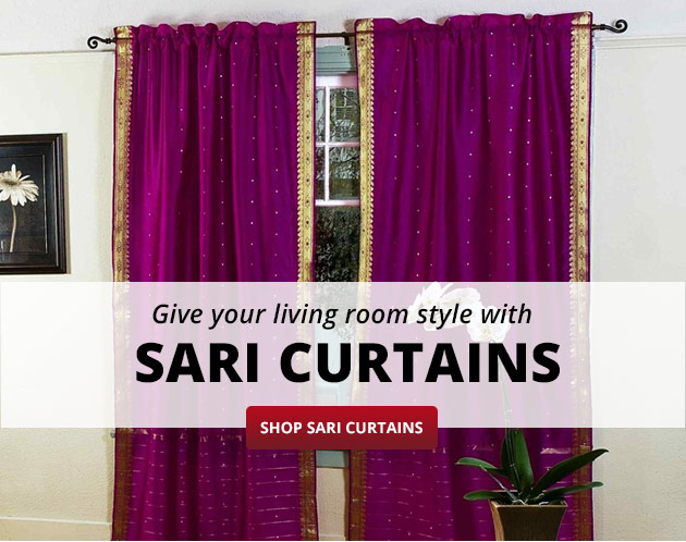 Indian Curtains And Drapes - Curtains Design Gallery