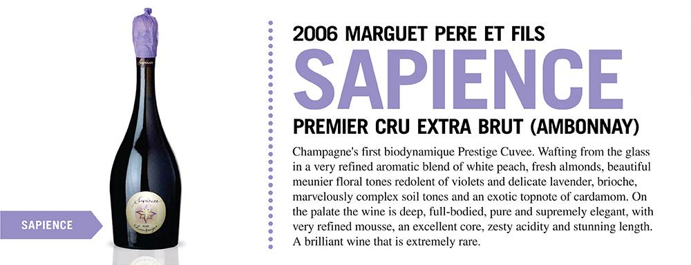 2006 Marguet Pere et fils Sapience