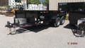 2017 Cam Superline 6'x14' 6 Ton Heavy Duty Dump Trailer Model 6CAM614LPHD