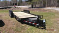 2017 Cam Superline 7 Ton 19' Split Tilt Trailer