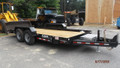2018 Cam Superline 7 Ton 18' Full Tilt Trailer