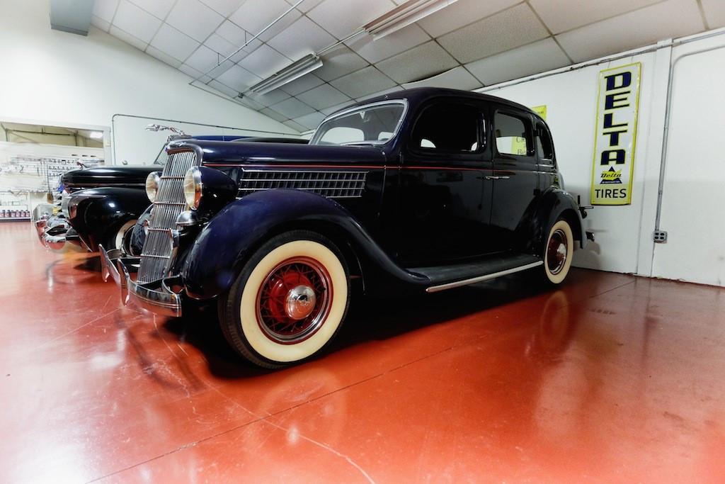 1935 ford 4 door sedan alton motorsports co for 1935 ford 4 door sedan