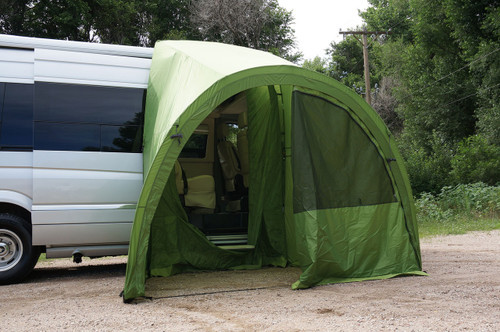 Arcrv Awning Rv Living Shelter With Rv Connector Tentris