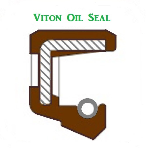 Viton Oil Shaft Seal 55 x 70 x 8mm  Price for 1 pc