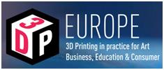 3DPEurope Logo