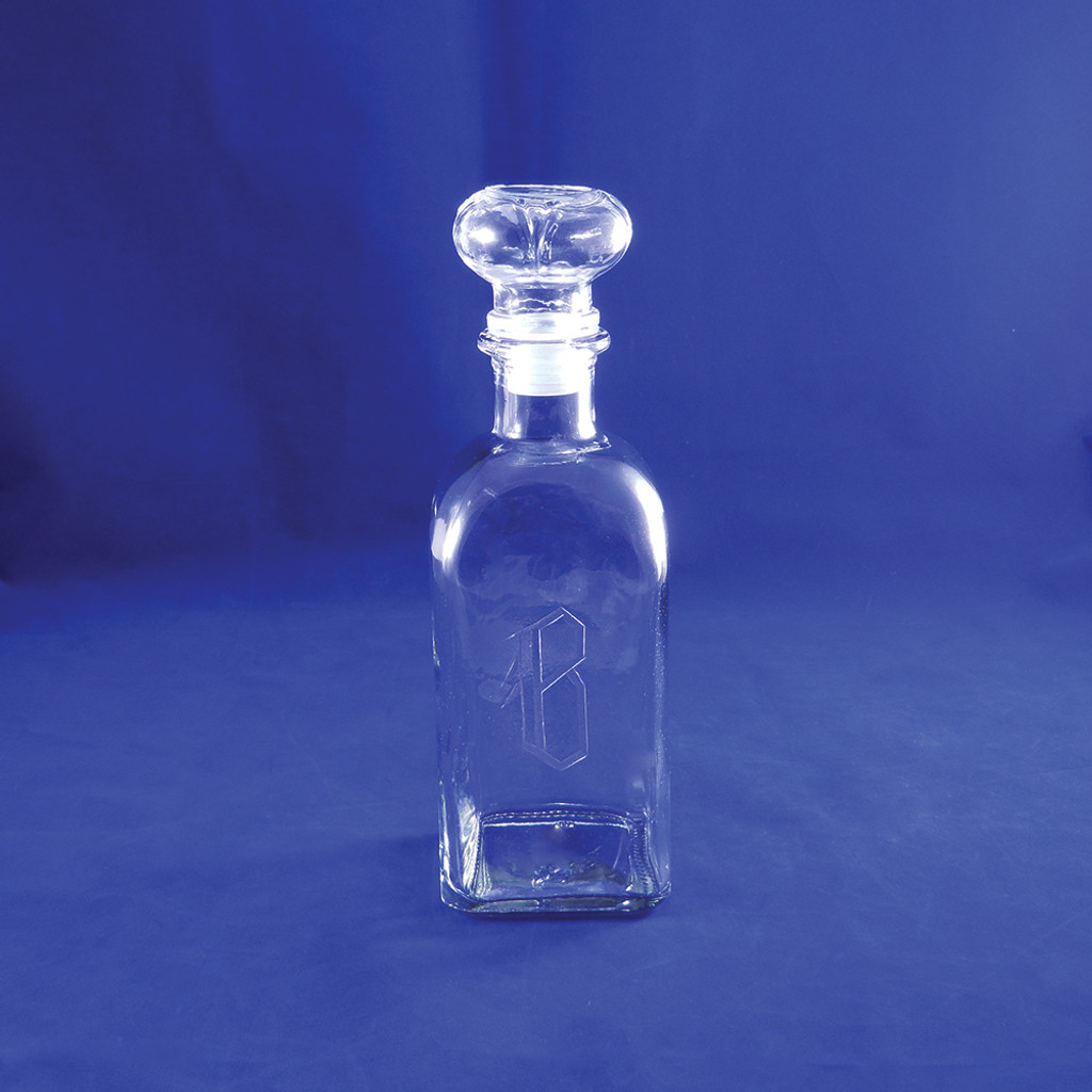 Personalized Dunbar Decanter