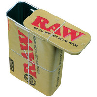 RAW METAL SLIDE TOP TIN