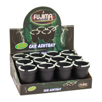 FUJIMA GLOW IN THE DARK CAR ASHTRAY EX12