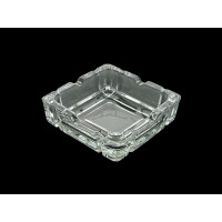 CRYSTAL CUT SQUARE ASHTRAY A75