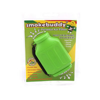 SMOKEBUDDY JUNIOR LIME GREEN