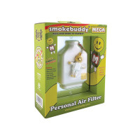 SMOKEBUDDY MEGA WHITE