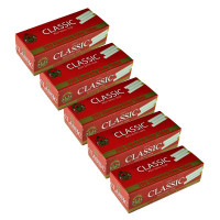 CLASSIC TUBES RED KING SIZE - CASE