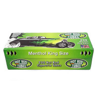 HOT ROD TUBES MENTHOL KING SIZE