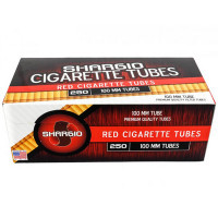 SHARGIO TUBES 100mm RED - CASE