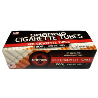SHARGIO TUBES KING RED - CASE