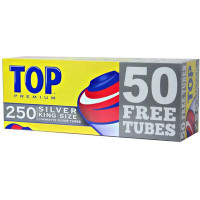 TOP TUBES KING SILVER