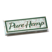 PURE HEMP 1 1/4 PAPERS