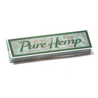 PURE HEMP KING SIZE PAPERS