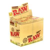 RAW ORGANIC HEMP 1 1/4 300 LVS