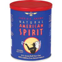 AMERICAN SPIRIT U.S. GROWN - 6oz CASE