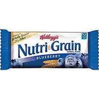 NUTRIGRAIN BLUEBERRY