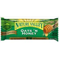 NATURE'S VALLEY GRANOLA BAR OATS & HONEY