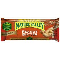 NATURE'S VALLEY GRANOLA BAR P.BUTTER
