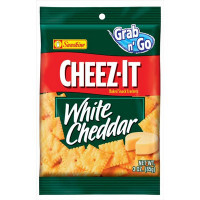 CHEEZ-IT 3oz BAG WHITE CHEDDAR