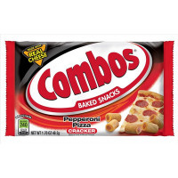 COMBOS SMALL PEPPERONI PIZZA