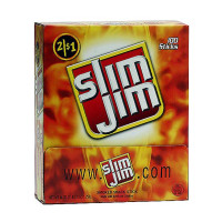 SLIM JIM BEEF STICKS