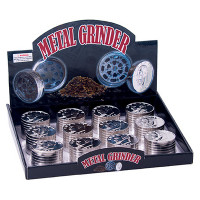 SMALL COIN GRINDER   3-PART