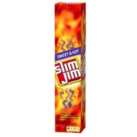SLIM JIM GIANT SWEET & HOT
