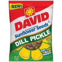 DAVID SUNFLR SEEDS DILL PICKLE