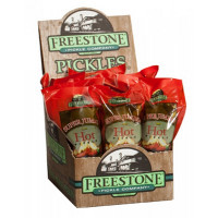 FREESTONE PICKLES HOT