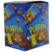 PLANTERS SMOKED ALMONDS